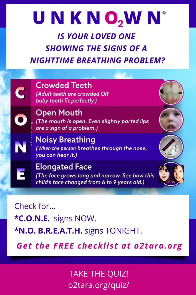 sleep apnea mouth breather buteyko allergies