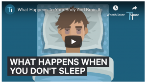 Matthew Walker Sleep Problems anxiety ADHD depression heart attach solutions
