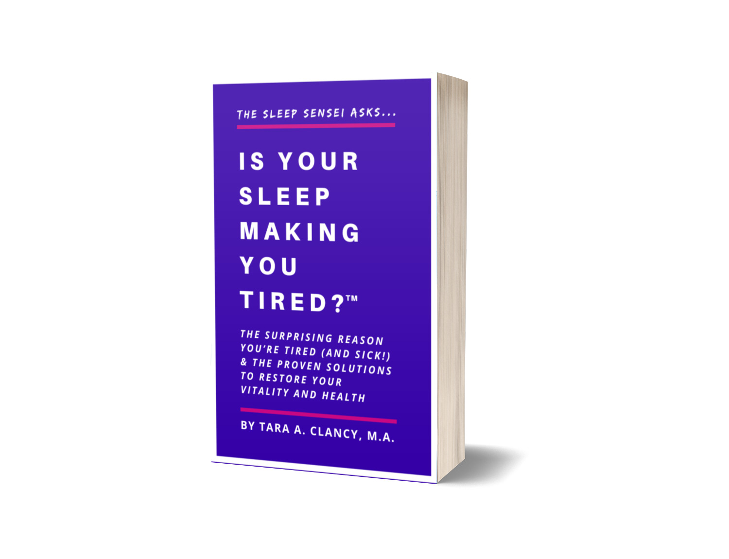 SLEEP PROBLEMS SOLUTIONS SLEEP SENSEI IS YOUR SLEEP MAKING YOU TIRED